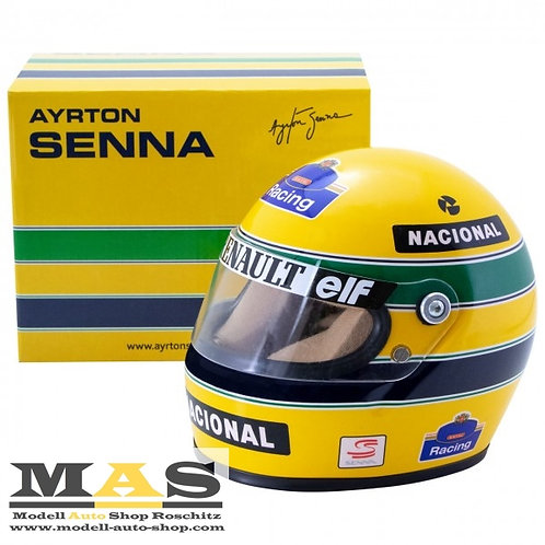Ayrton Senna 1994 Williams Helm 1/2