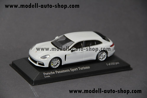 Porsche Panamera 4E 2017 Minichamps 1/43