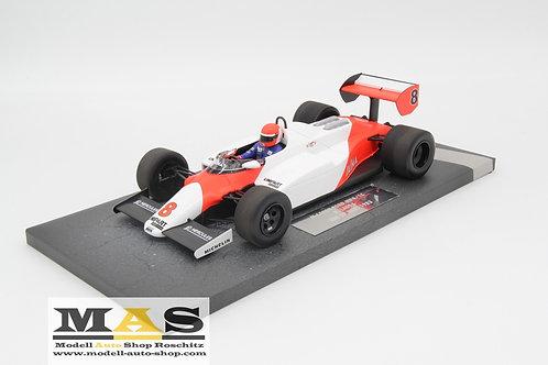 McLaren MP4/1C N. Lauda USA West GP 1983 Minichamps 1/18