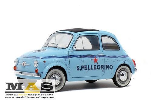 Fiat 500 Acqua Frizzante Solido 1/18
