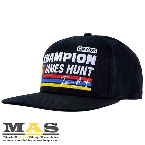 James Hunt Cap Kappe Silverstone