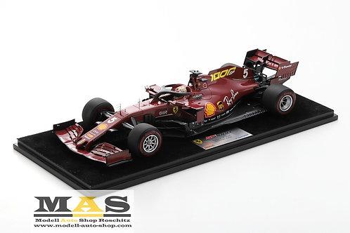 Ferrari SF1000 S. Vettel Toskana GP 2020 Look Smart 1/18