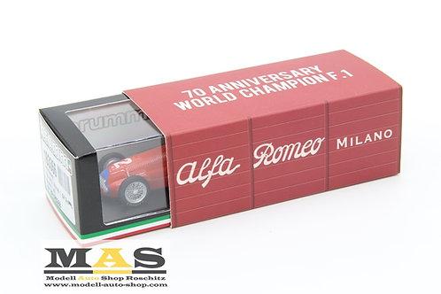 Alfa Romeo 158 N. Farina Europa GP 1950 Brumm 1/43