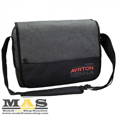 Ayrton Senna Messenger Bag McLaren Bag