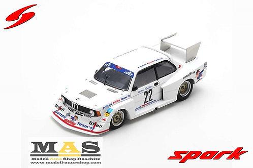 BMW 320 Gr. 5 D. Quester DRM Norisring 1977 Spark 1/43