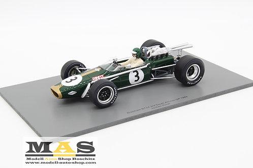 Brabham BT24 J. Rindt Südafrika GP 1968 No. 3 Spark 1/18