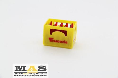 Soda crate Frucade giallo 1/18