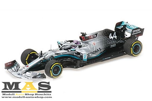 Mercedes AMG W11 L. Hamilton Launch Spec 2020 Minichamps 1/43