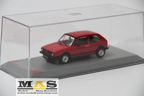 VW Golf 1 GTI rot 1978 WhiteBox 1/43