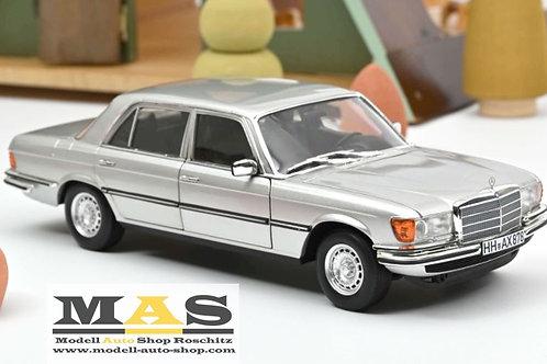 Mercedes Benz 450 SEL 6.9 1976 Silber Norev 1/18