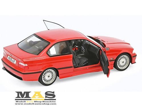 BMW M3 E36 rot Solido 1/18