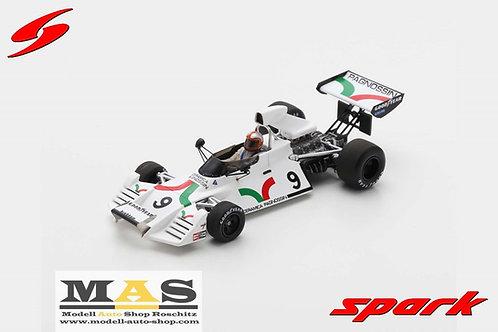 Brabham BT42J. Watson USA GP 1973 Spark 1/43