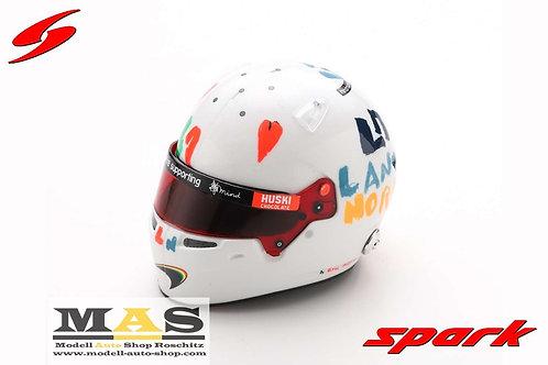 Lando Norris British GP 2020 Helm Spark 1/5