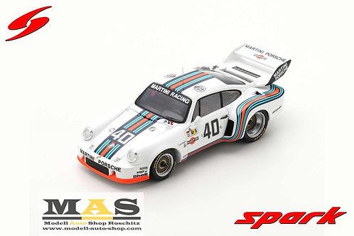Porsche 935 24h LeMans 1976 Stommelen, Schurti Spark 1/43