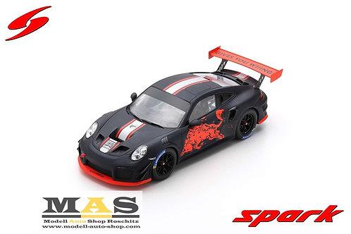 Porsche 911 991 GT2 RS Clubsport Red Bull 2019 schwarz Spark 1/18