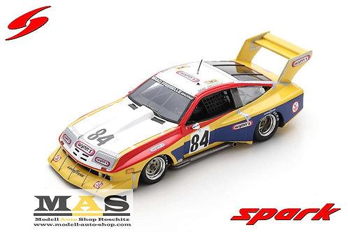 Chevrolet Monza 24h Le Mans 1978 Frisselle, Kirby, Hotchkis Spark 1/43