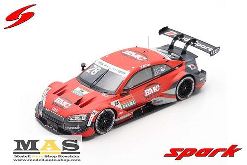 Audi RS 5 DTM Pole Position Super GT & Dream Race Fuji 2019 Duval Spark 1/43