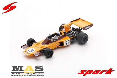 Lotus 72E Süd Afrika GP 1974 I. Scheckter Spark 1/43