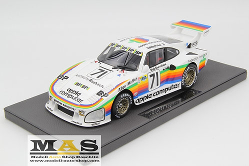 Porsche 935 K3 Apple 24h Le Mans 1980 #71 Dick Barbour Top Marques 1/18