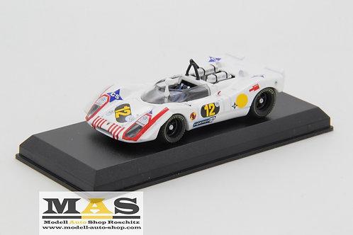 Porsche 908/2 1000km Buenos Aires 1970 J. Rindt, A. Roig Best 1/43