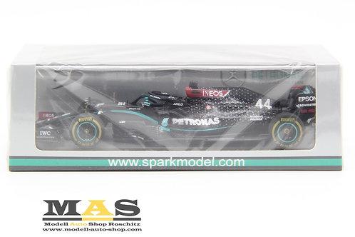 Mercedes AMG W11 L. Hamilton winner Styrian GP 2020 Spark 1/43