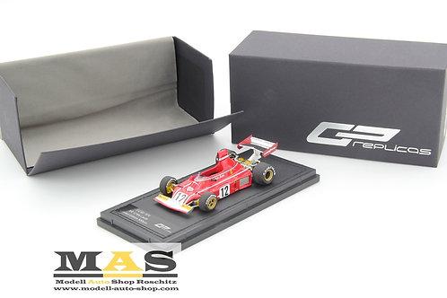 Ferrari F1 312 B3 N. Lauda 1974 GP Replicas 1/43