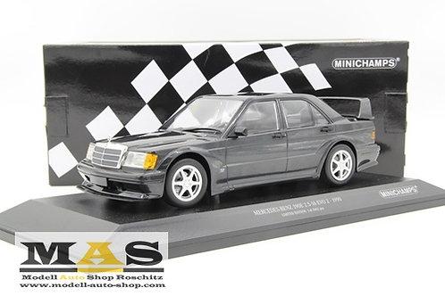 Mercedes Benz 190E 2.5-16 EVO 2 schwarz Minichamps 1/18