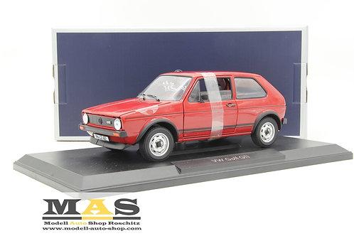 Volkswagen Vw Golf 1 GTI rot 1976 Norev 1/18