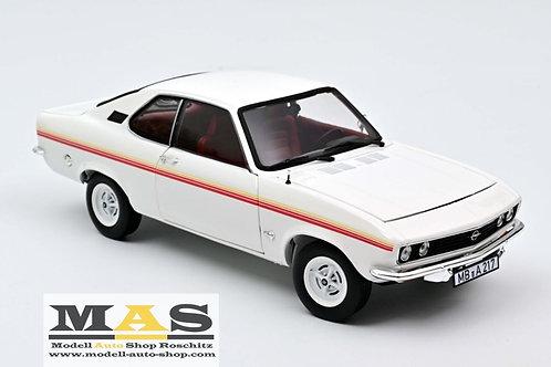 Opel Manta Swinger 1975 weiß Norev 1/18