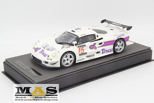 Lotus Elise GT1 Thai Racing Top Marques 1/18