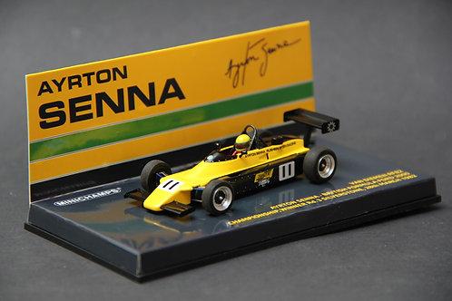Van Diemen RF82 A Senna British Formula Ford 2000 Champion 1982 Minichamps 1/43