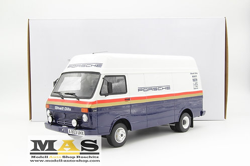 Volkswagen VW T35 Rothmans Bus 1984 Otto Mobile Rally 1/18