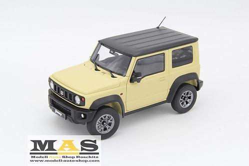Suzuki Jimny Sierra beige LCD Model 1/18