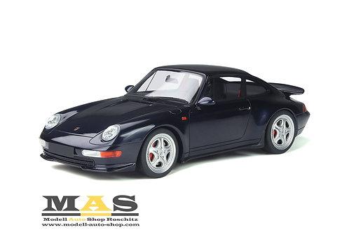 Porsche 911 993 RS midnight blue 1995 GT Spirit 1/18