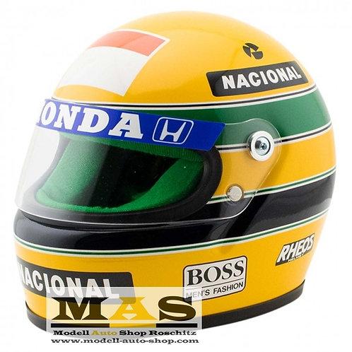 Ayrton Senna 1990 Mclaren Helm 1/2