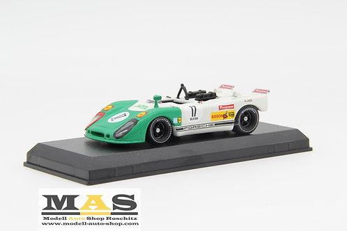 Porsche 908/2 Flunder Spider No. 17 N. Lauda Nürburgring 1970 Best 1/43