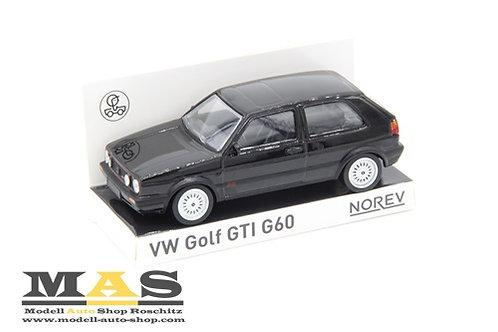 Volkswagen VW Golf 1 GTI G60 schwarz Norev 1/43