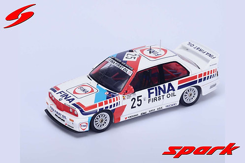BMW M3 (E30)  No. 25 Winner 24h Spa 1990 Spark 1/43