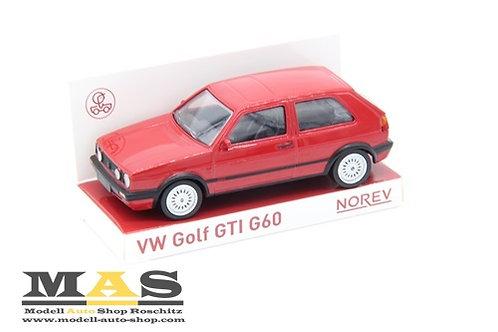 Volkswagen VW Golf GTI G60 rot Norev 1/43