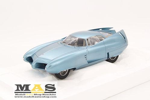 Alfa Romeo B.A.T 7 blau (Türkis)1954 Matrix 1/18