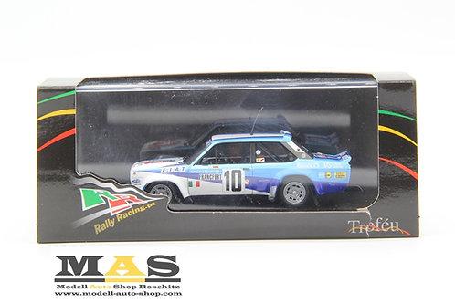 Fiat 131 Abarth W. Röhrl C. Geistdörfer Rallye WM Monte Carlo 1980 Trofeu 1/43