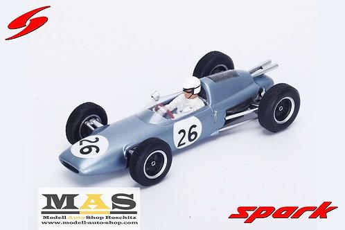 Lotus 24 No. 26 US GP 1962 R. Schroeder Spark 1/43