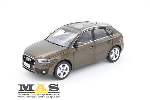 Audi Q3 braun Paudi Models 1/18