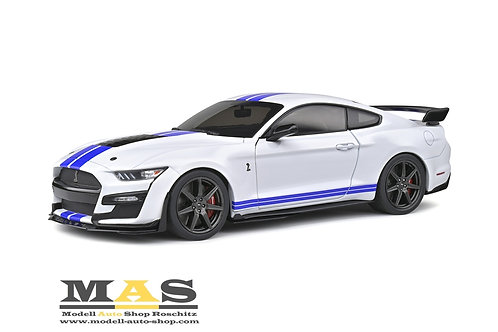 Ford Mustang Shelby GT500 Fast Track weiß 2020 Solido 1/18