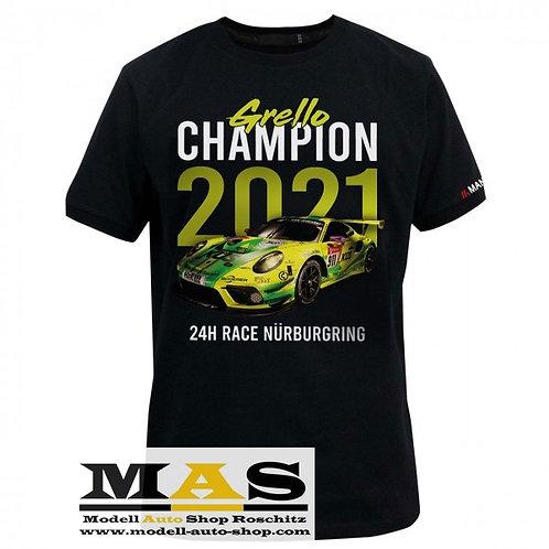 Manthey T-Shirt Champion 24h-Rennen 2021