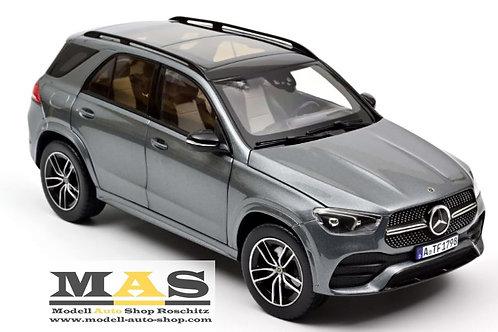 Mercedes Benz GLE 2019 grau Norev 1/18
