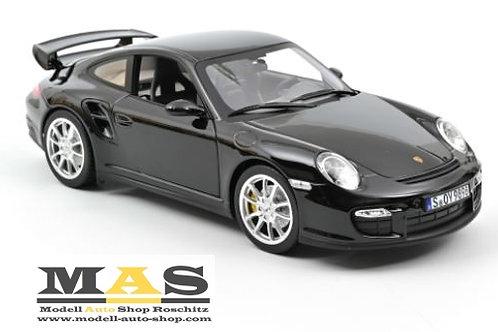Porsche 911 GT2 2010 schwarz Norev 1/18