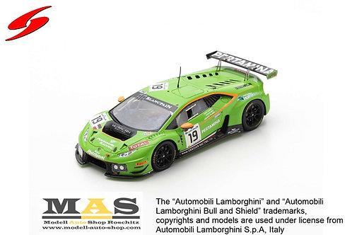 Lamborghini Huracan GT3 24h Spa 2015 Grasser Racing Team Spark 1/43