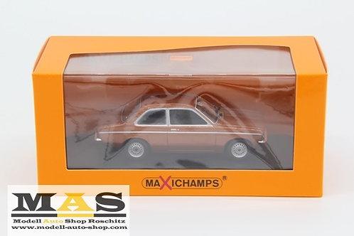 Opel Kadett C 1974 brown metallic Minichamps 1/43