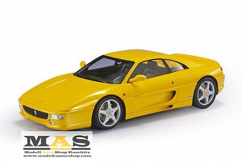 Ferrari F355 Berlinetta yellow Top Marques 1/12